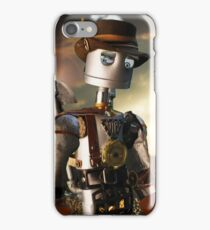 The Tin Man of Oz iPhone Case/Skin