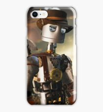 The Tin Man of Oz iPhone Case/Skin