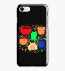 Muppet Splatter iPhone Case/Skin