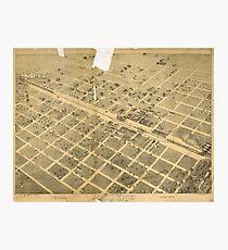 Abilene 1883 Photographic Print