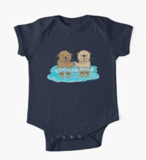 OTTERS One Piece - Short Sleeve