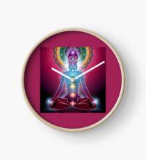 7 chakras harmony energy  Clock