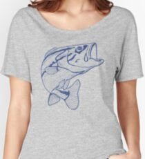 Go Fishing Women's Relaxed Fit T-Shirt