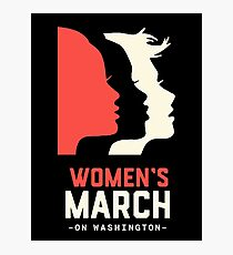 Women's March on Washington Official Photographic Print