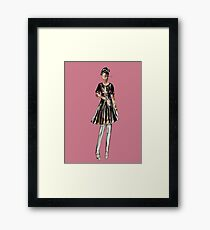 Saturday Night Party Framed Print