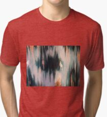 Abstract with gold leaf Vintage T-Shirt