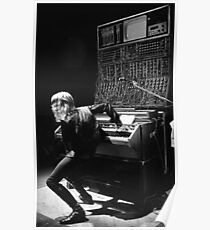 keith emerson Poster