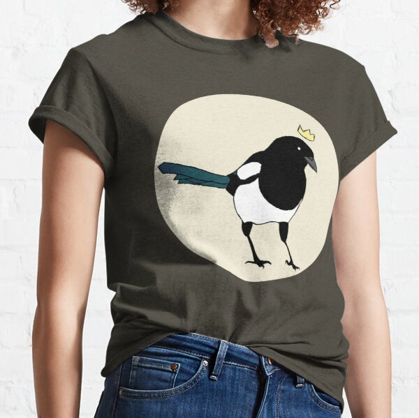 King Magpie [Tee] Classic T-Shirt