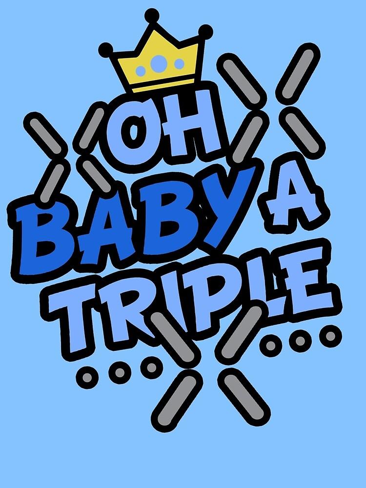 OH BABY A TRIPLE de Sabstar