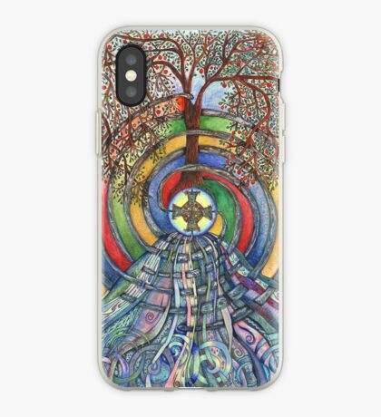 Christ Centred Living iPhone Case