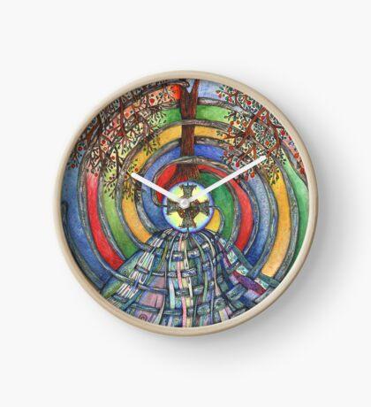 Christ Centred Living Clock