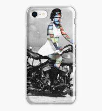 BIKER iPhone Case/Skin