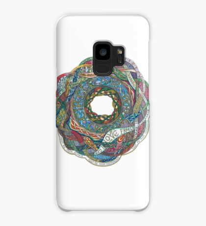 Circle Me Case/Skin for Samsung Galaxy