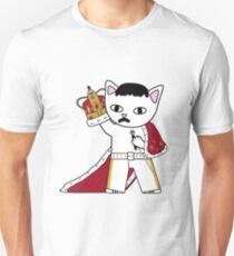 FreddieMeow crown Unisex T-Shirt
