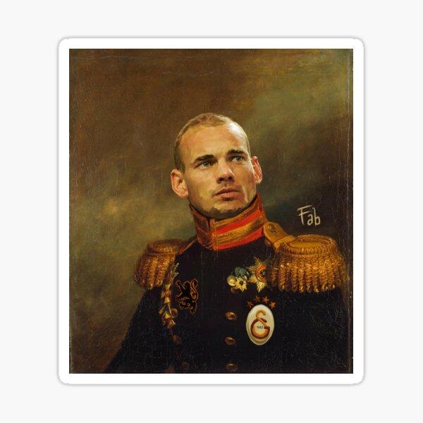 Sir Wesley Sneijder Sticker