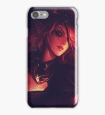 Bewitching Morgana iPhone Case/Skin