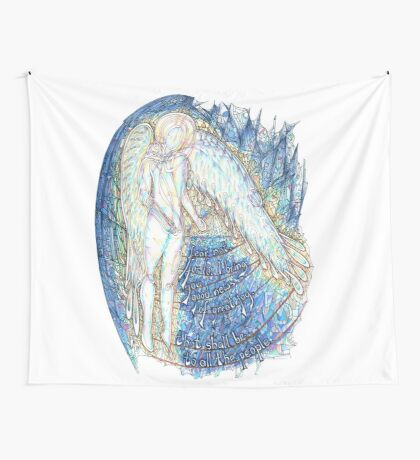 Fear Not Wall Tapestry