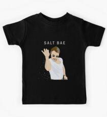 SALT BAE Kids Tee