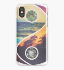 Nature Yin Yang iPhone Case/Skin