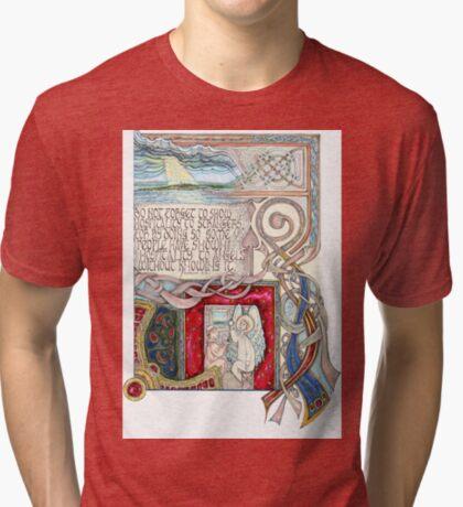 Hospitality to Angels Tri-blend T-Shirt