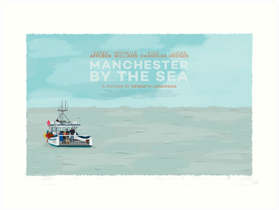 Manchester by the Sea by Harry Bradley