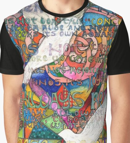 Love Is Graphic T-Shirt