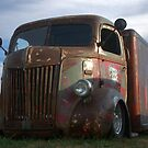 1941 Ford COE Milk Truck by TeeMack