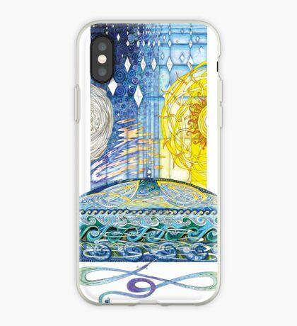 My Saviours Love iPhone Case
