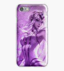 Elementalist Lux Dark iPhone Case/Skin