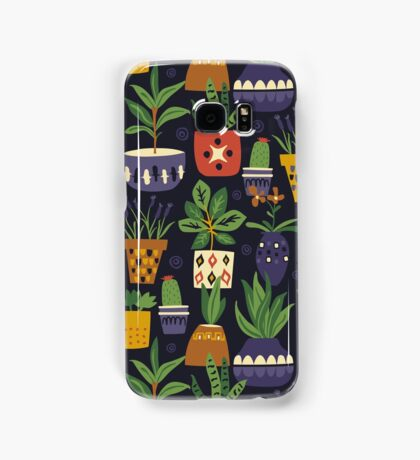 Potted Plant Samsung Galaxy Case/Skin