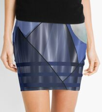 Moon Over The Mountains Mini Skirt