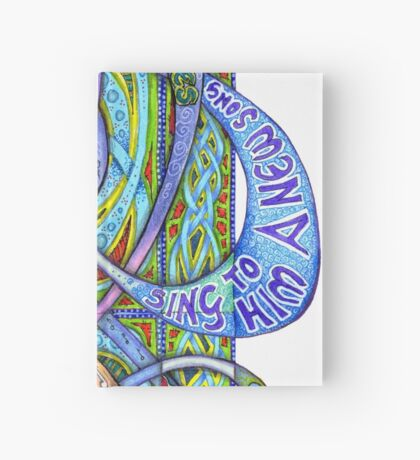 Praise Him With Sound Hardcover Journal