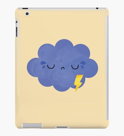 frustrated cloud iPad Case/Skin