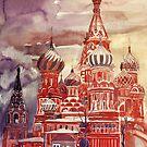Moscow by Maja Wrońska