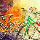 Bikes by Maja Wrońska