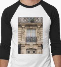 Windows Art ©  Men's Baseball ¾ T-Shirt