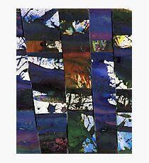 Colour Environment - Weave I Photographic Print