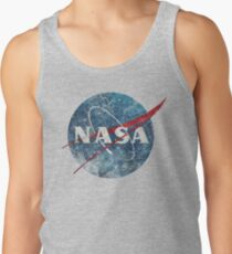 NASA Space Agency Ultra-Vintage Tank Top
