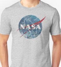 Camiseta unisex NASA Space Agency Ultra-Vintage