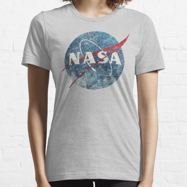 NASA Space Agency Ultra-Vintage Essential T-Shirt