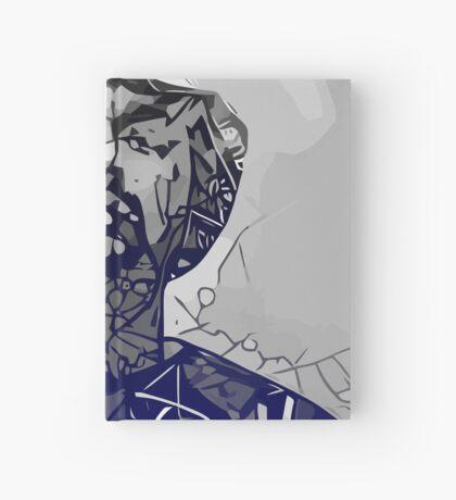Faded School Boy Q II Hardcover Journal