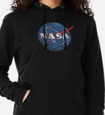 NASA Vintage Emblem Lightweight Hoodie