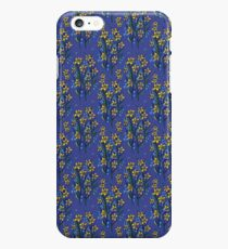 Daffodil dreaming in blue iPhone 6s Plus Case