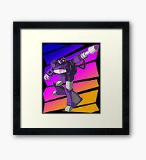 Shockwave Transformers Framed Print
