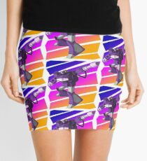 Shockwave Transformers Mini Skirt