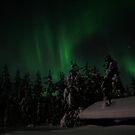Northern Lights Part 2 by David McGilchrist