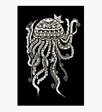 Jellyfish Queen  Photographic Print