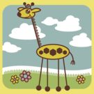 Jax the Giraffe by Linda Hardt