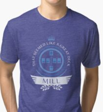 Magic The Gathering - Mill Life Tri-blend T-Shirt
