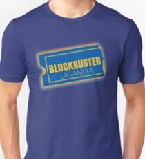 Blockbuster Uganda merchandise T-Shirt